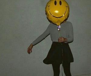 grunge, alternative, and smile image