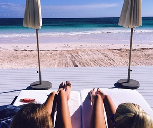 beach, day, and luxury image