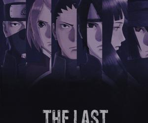 anime, naruto, and the last movie image