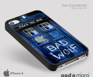 for, tardis, and phone case image