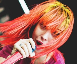 beautiful, hair, and hayley image