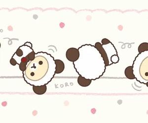 adorable, bear, and japan image
