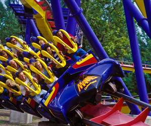 photography and Roller Coaster image