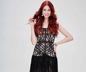 black, sparkles, and dresses image