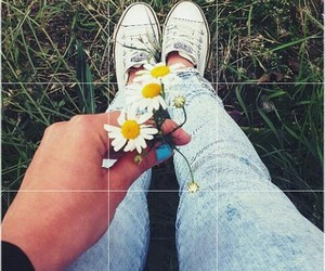convers and jeans image