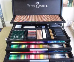 colors and fabercastell image