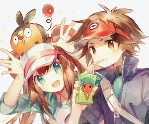 pokemon, tepig, and mei image