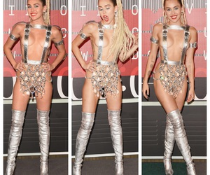 fashion, miley cyrus, and red carpet image