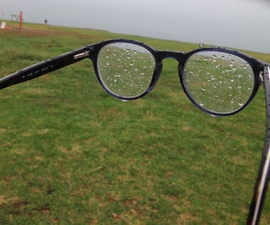 aesthetic, glasses, and grunge image