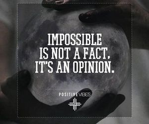 fact, impossible, and opinion image