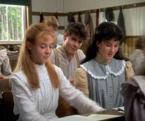 anne of green gables, school, and gilbert blythe image