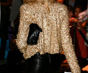 blond, gold, and cool image