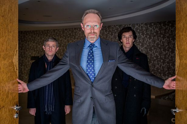 bbc, Martin Freeman, and john watson image