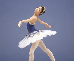 ballet, ballerina, and tutu image