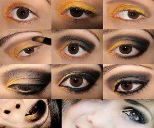 make up and maquiagem image
