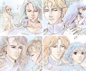 anime, anime girl, and sailor moon crystal image