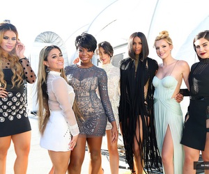 girl, fifth harmony, and harmonizer image