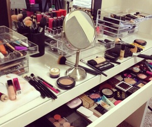 beauty, cosmetics, and inspiration image