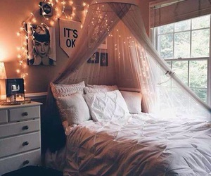 bedroom, love, and inspiration image