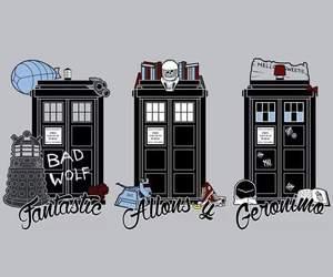 doctor who, fantastic, and Geronimo image