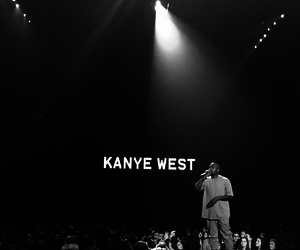 cool, speech, and kanye image