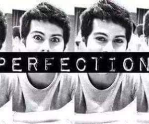 perfection, dylan o'brien, and teen wolf image