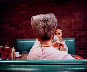 william eggleston, hair, and photography image