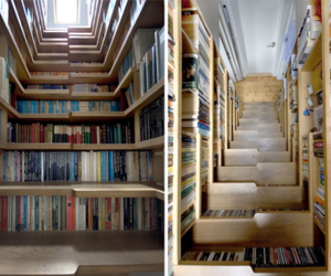 book, stairs, and design image