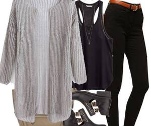 fashion, outfits, and women image