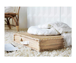 interior design, pallets, and white image