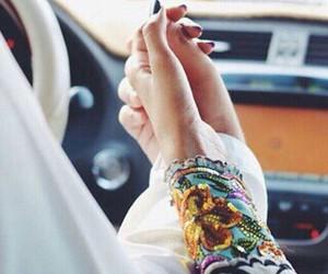 arab, car, and romance image