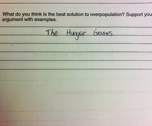 funny, the hunger games, and hunger games image