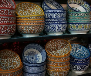 beautiful, colors, and morocco image