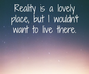 but, lovely, and reality image