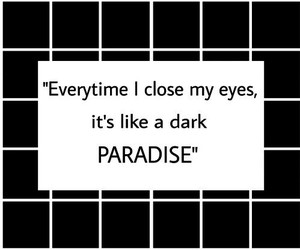 grunge, lana del rey, and dark paradise image