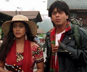kajol and ddlj image