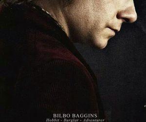 the hobbit, Martin Freeman, and bilbo baggins image