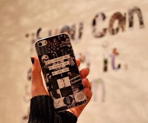 phone case, never be, and 5sos image