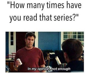 book, funny, and fandom image