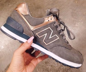 shoes, new balance, and sneakers image