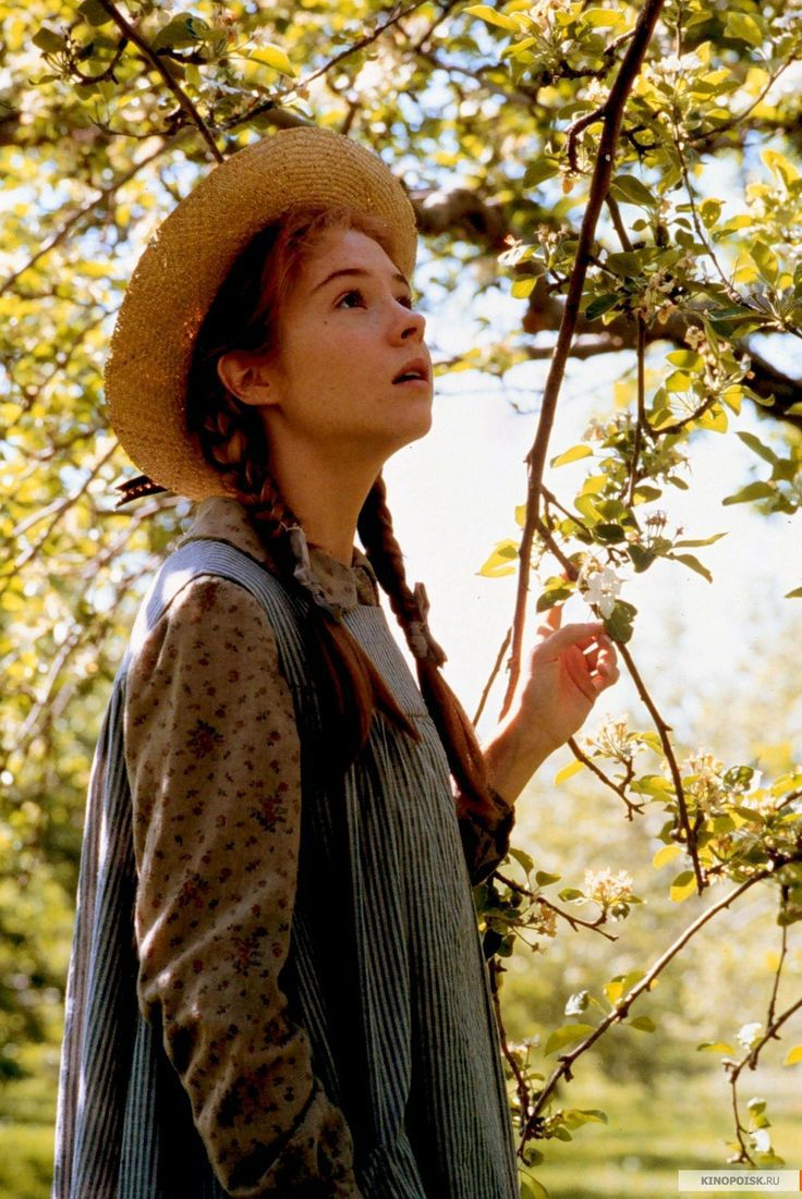 anne, anne of green gables, and shirley image