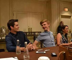 dylan o'brien, newtmas, and newt image