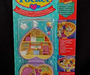 90's, polly pocket, and vintage image