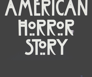 american, into, and horror image