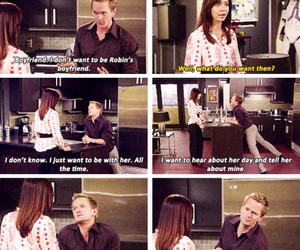 barney, how i met your mother, and fandom image