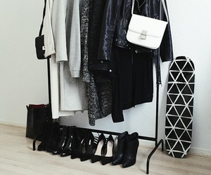 fashion, black, and classy image