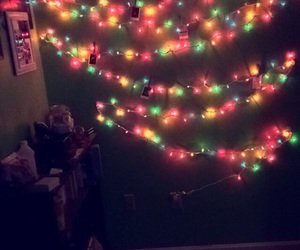 bright, diy, and lights image