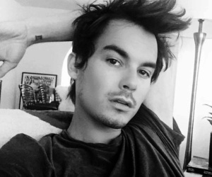 pll, tyler blackburn, and caleb image