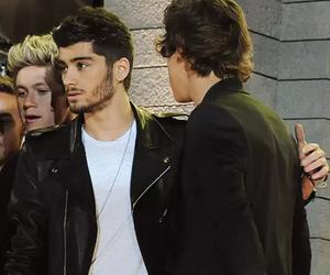 zayn malik, zarry, and Harry Styles image