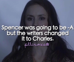 spencer, pretty little liars, and pll image